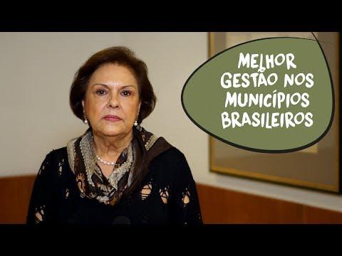 Solange Jurema: melhor gestão nos municípios