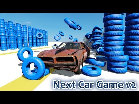 🎮 Next Car Game Technology Sneak Peek v2.0 (Test-Drive)