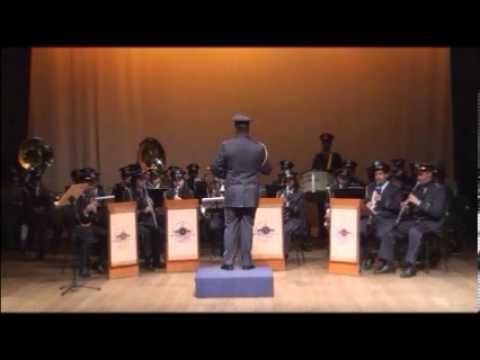 Alvaro Walter - GIOVANI - Sinfonia - Banda União XV de Novembro.wmv