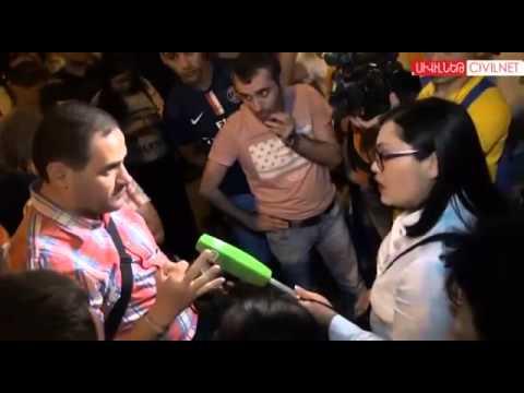 Суть протестов в Армении
