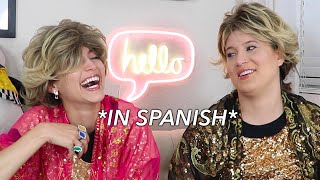 PREDICTING YOUR FUTURE.... in spanish.... OMG (ay dios mio) by Kathleen Lights