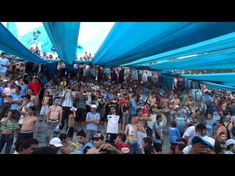 LLEGO LA BANDA+POR LA CAMISETA+LOCURA QUE NO TIENE CURA... - Los Piratas Celestes de Alberdi - Belgrano