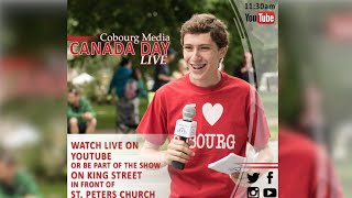 Cobourg (ON) Canada  city images : Cobourg Media Canada Day Live 2016