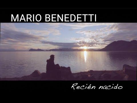 Poemas cortos - Mario Benedetti - Vídeopoema: Recién nacido -Urbanitas entre Versos
