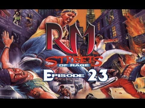 Retro Mondays - Streets Of Rage Review (Kwings)