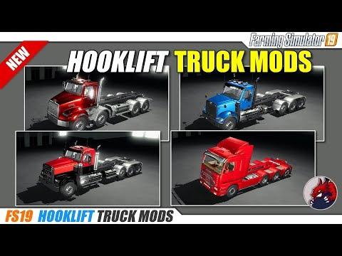 Freightliner FLD120 hooklift v1.1.0.0