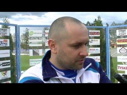 Wypowiedzi po meczu Stilon Gorzów - Zagłębie II Lubin [23.04.2016]