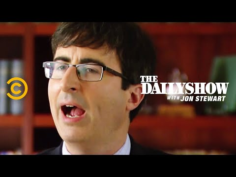 John - Following the Senate's defeat of the Manchin-Toomey amendment, John Oliver tests the theory that government-mandated gun control doesn't work. Facebook: http...