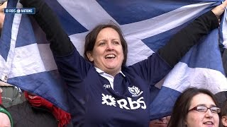 Scottish National Anthem, Scotland v Wales, 15th Feb 2015 - YouTube