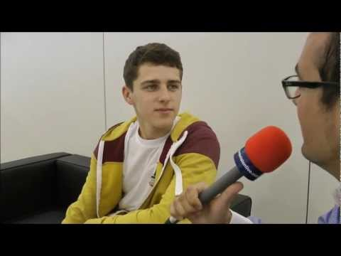 Lithuania 2012: Interview with Donny Montell