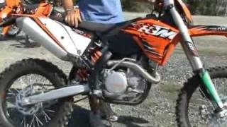10. Presentación Gama KTM 2010 solooffroad.com