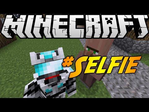 Minecraft Mods: #SELFIE MOD (1.7.10)