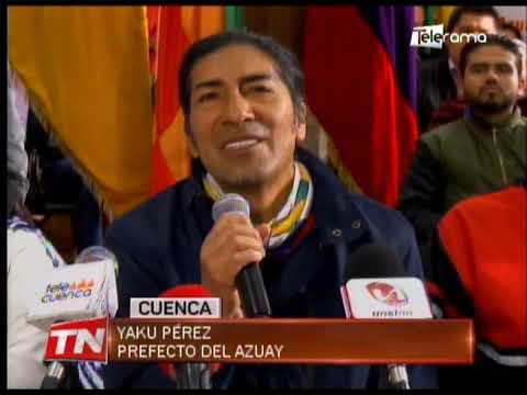 Pérez: Denuncia de Villamar es una persecución política en su contra