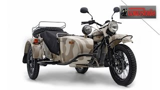 8. URAL RANGER & RETRO Flat Twin 750 41ps 890,000-949,000 บาท