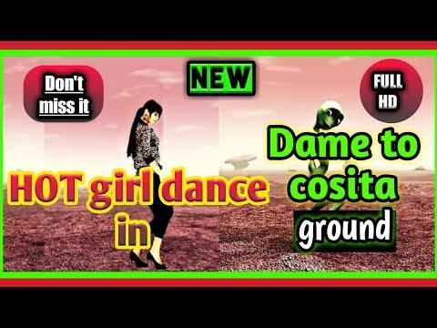 Dame Tu Cosita Challenge Girl Green Alien Dance👽El Chombo Dame Tu Cosita Official Video Ultra Music