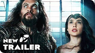 Justice League Trailer Compilation Comic Con - 2017 DC Action MovieSubscribe for more: http://www.youtube.com/subscription_center?add_user=NewTrailersBuzzAbout the Justice League MovieFueled by his restored faith in humanity and inspired by Superman's selfless act, Bruce Wayne enlists the help of his newfound ally, Diana Prince, to face an even greater enemy.