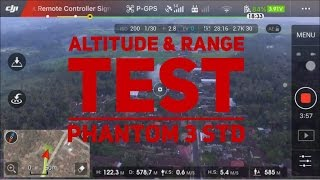 Please READ THIS Discription FIRST! We made this video when using a stock antenna (see remote controller on the ground). no...
