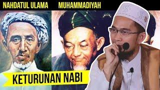 Video TERUNGKAP!! Pendiri NU dan Muhammadiah Ternyata Keturuanan Nabi - Ustadz Adi Hidayat LC MA MP3, 3GP, MP4, WEBM, AVI, FLV Mei 2019
