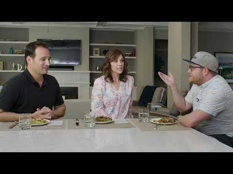 Chef Jeff Ep. 9 - Interview with Rob & Tracy Povolny, Eat Fresco