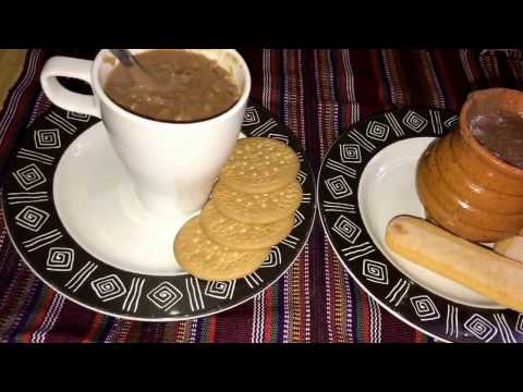 Arroz Con Chocolate (atol)Guatemala