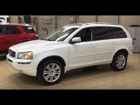 Pre-Owned 2014 Volvo XC90 All Wheel Drive Premium Package! Priced To Sell TODAY!