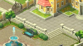 Gardenscapes – gameplay video review