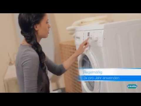 Dr. Beckmann - Waschmaschinen Pflege-Reiniger Produktfilm
