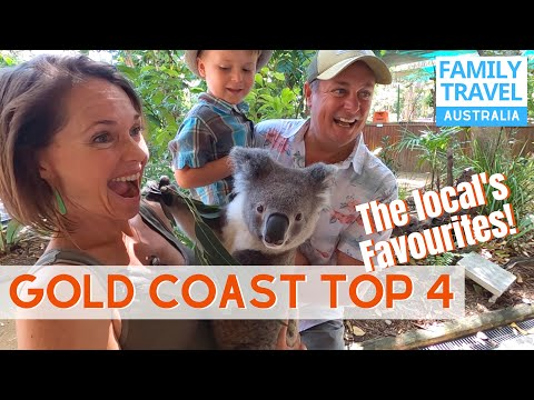 Gold Coast Top 4 | Free & Low Cost, Local Favourites | Family Road Trip Travel Australia EP 65