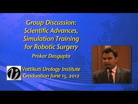 Group Discussion Scientific Advances, Robot Simulation Training