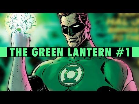 Intergalactic Lawman|The Green Lantern #1 Review