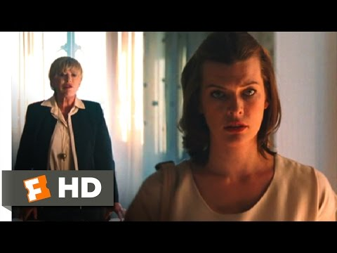 Faces in the Crowd (4/12) Movie CLIP - The Barcode of the Human Race (2011) HD