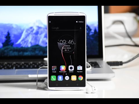 UNBOXING Lenovo Vibe X3