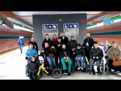 Zátěžový test nových stanic metra A