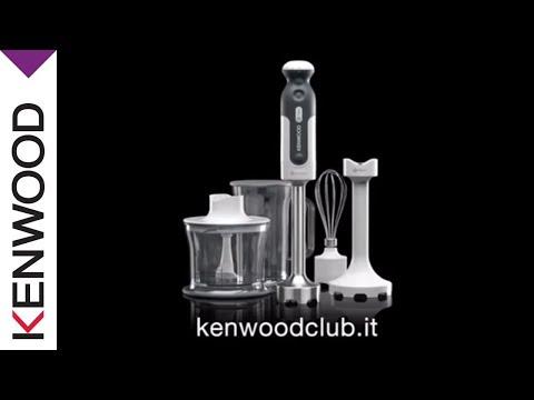 Kenwood Triblade Pubblicità | Mixer ad Immersione (Italia)