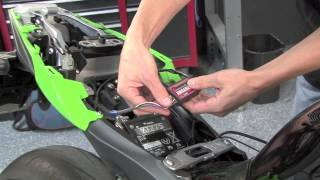 AutoTune AT-200 Installation on 2011 ZX10R