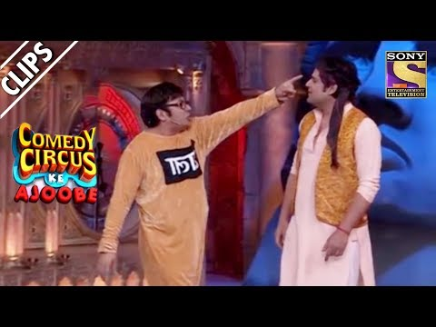 Video Krushna & Sudesh's Tribute to Singers | Comedy Circus Ke Ajoobe download in MP3, 3GP, MP4, WEBM, AVI, FLV January 2017