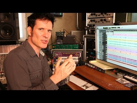How to Get Fat & Slamming Drum Sounds - Warren Huart: Produce Like A Pro