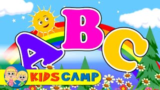 ABC SONG | ABC Alphabet Songs for Children - Learning ABC Nursery Rhymes for Babies