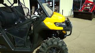 9. 2018 Can Am Defender HD8 DPS