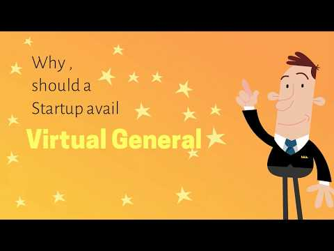 Why should a Startup avail Virtual General Counsel Services?