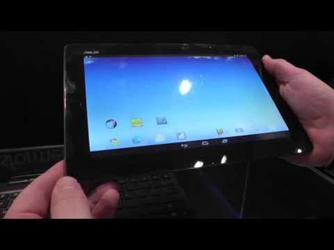 New ASUS Transformer Pad Infinity - 10.1inch Tegra 4 tablet with WQXGA screen hands on at Computex