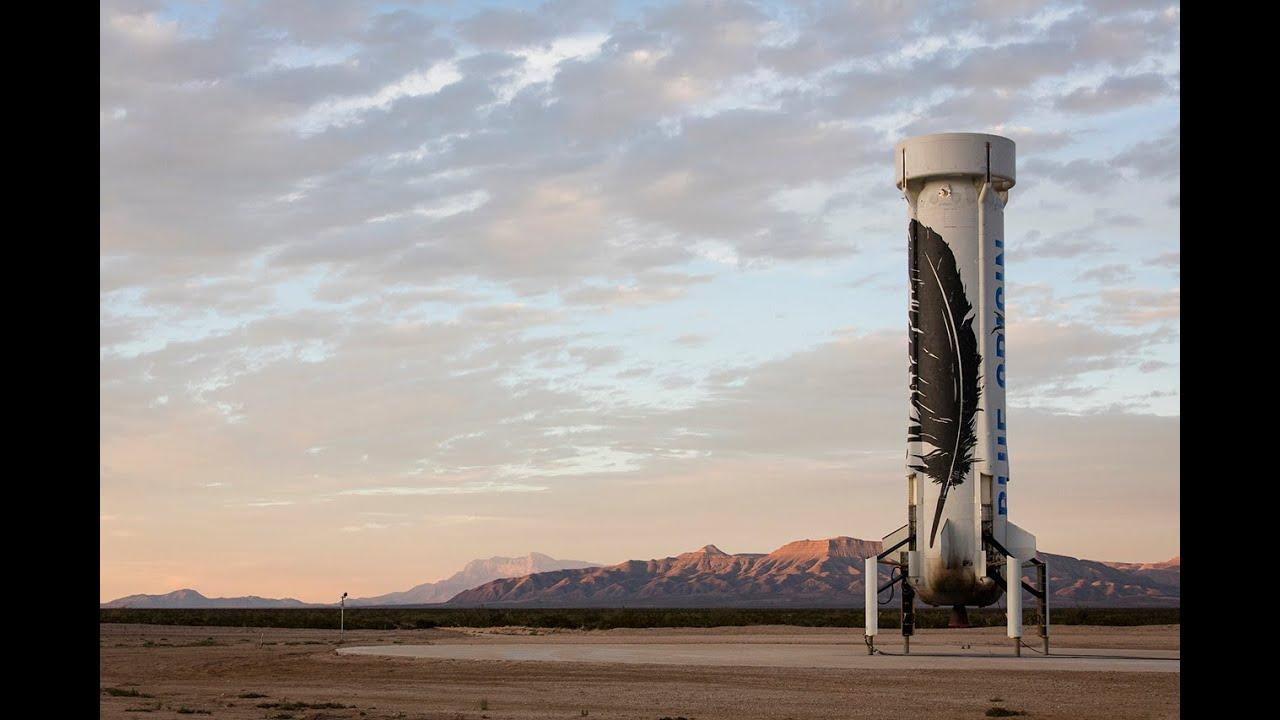 Многоразовая ракета Безоса вышла в космос — но не на орбиту, а это было бы сложнее