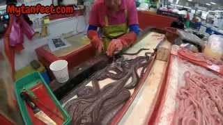 Video The Jalgachi Fish Market in Busan, South Korea MP3, 3GP, MP4, WEBM, AVI, FLV Desember 2018