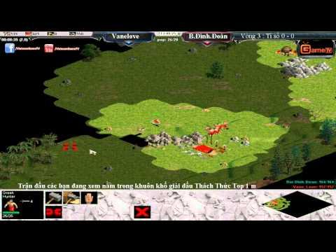 ACT 2015 - Vòng 3 | Vanlove vs Bùi Đình Đoàn  23-08-2015 BLV: G_Núi