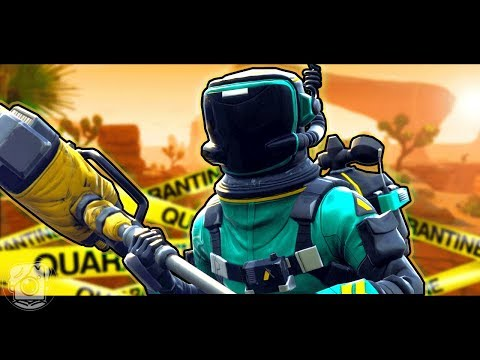 THE HAZARD AGENT STORY - A Fortnite Short Film