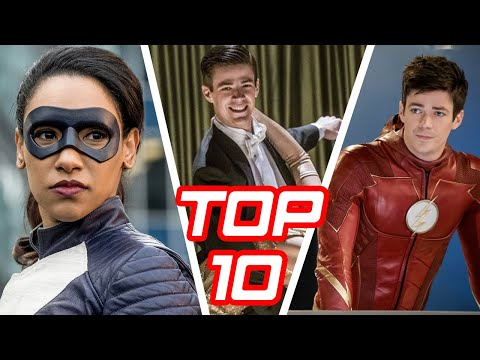 Top 10 WORST The Flash Episodes of ALL Time!