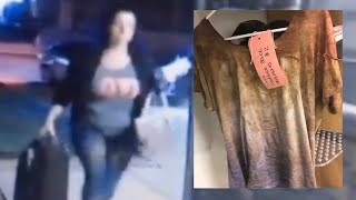 Video Shanann Watts coming home from airport(Does she have on the Same or Different shirt???) MP3, 3GP, MP4, WEBM, AVI, FLV April 2019