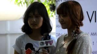 Nonton Natty & Mind  @ เปิดตัวภาพยนตร์เรื่อง VIRGIN AM I 09/01/12 Film Subtitle Indonesia Streaming Movie Download