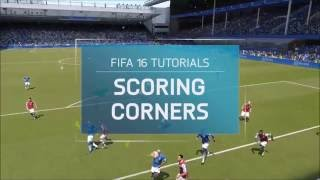 Red Bull Coliseum FIFA 16 Tips & Tricks: Crossing