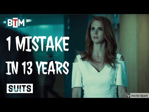"Suits Season 7 Episode 13 Harvey And Paula Break Up | Donna Resign | (HD) ""Inevitable"""